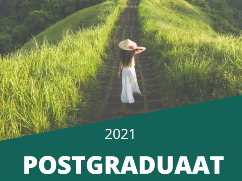 4-jarig postgraduaat tot contextuele gedragstherapeut - start 2021 - jaar 1