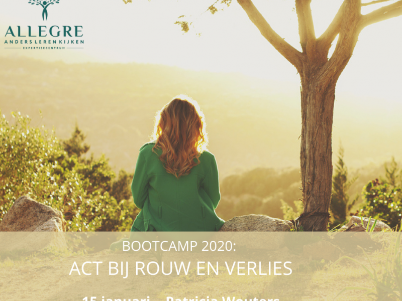 Bootcamp workshop: ACT bij rouw en verlies – 15 januari